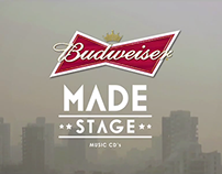 Budweiser MADE stage - Prelude
