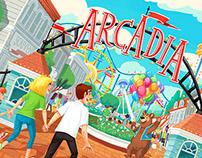 Arcadia Card Game