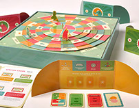 Merry Go Round Board Game