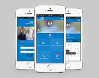 NHS mobile app