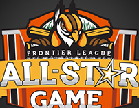 2015 Frontier League All-Star Logo