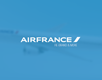 Air France Website & More