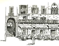 Bar il Palio, Siena