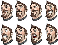 CHARACTER DESIGN (Expression)