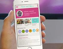 QR Code App - Projet Perso (2013)