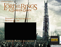 Project-3: Lord of the Rings: A  Darker Dawn Phase 1