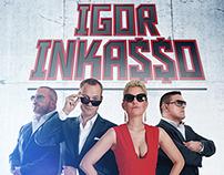 "BigFM ""Igor Inkasso Poster"""