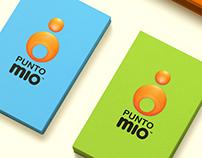 PuntoMio | Brand & Web Design