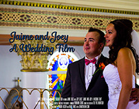 Jaime and Joey: A Wedding Film