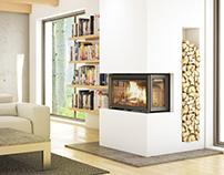 JOTUL fireplace