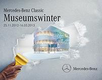 Mercedes-Benz Museum Winter