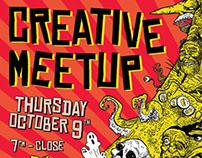 E3C October Meetup Poster