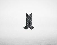 JL (JUSTIN LEDUC) - Logo concept V1