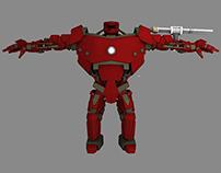 Pain Echo - A Concept Jaeger