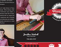 Pianifico Brochure