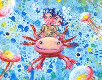 Axolotl Journey
