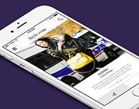 Style.com Mobile App