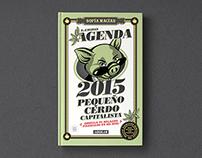 Diary book Pequeño Cerdo Capitalista