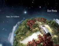 Mercedes-Benz - Disney/Narnia