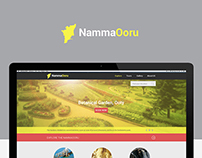 NammaOoru Website UI