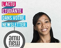 Newsletter étudiants