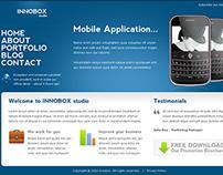 Innobox - Simple Business Template 2