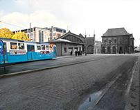 Gothenburg Centralstation 1920/2012