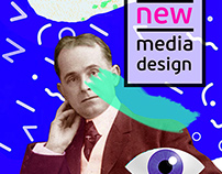 New Media Course: Animation. Preview