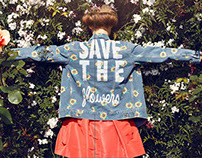 Save The Flowers | Fashion Shift Magazine