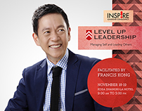 Level-Up Leadership Seminar (November 2014)