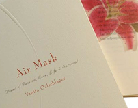 Air Mask // Book Design
