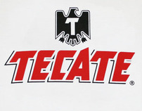 Tecate 24 oz Can