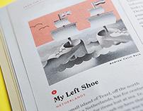 Makeshift Magazine Illustrations
