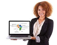 Pan-African Nigerian Branding and Website