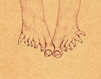 foot fetish for sad people