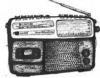 artefacts from PRL - Frania i Kasprzak