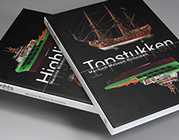 Book design Highlights Maritime Museum Rotterdam