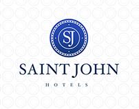 SAINT JOHN HOTELERA