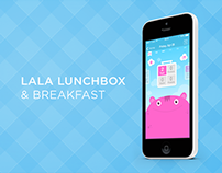 LaLa Lunchbox App