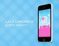 LaLa Lunchbox App