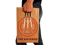 The Wolverine Paper Bag