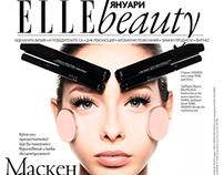 ELLE BEAUTY COVER