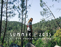 Summer of 2015 // OSF Clothing lookbook