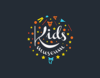 LOGO & Business Card Design for Kids-Museum