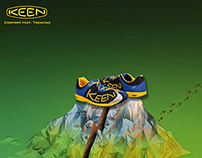 KEEN Campaign