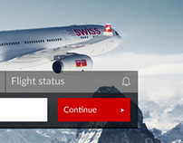 Swiss Air redesign