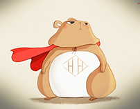 Animated Hamster