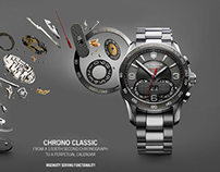 Victorinox Watches Advertising