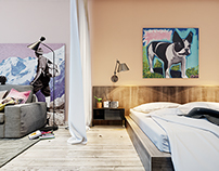 Kiev apartment