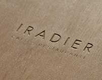 IRADIER CAFE · RESTAURANTE